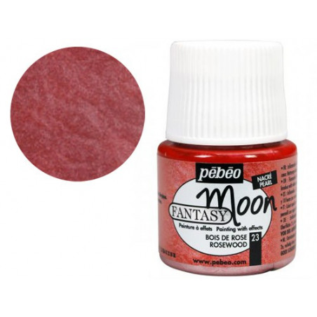 PEBEO FANTASY MOON 45ML BOIS ROSE
