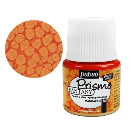 PEBEO FANTASY PRISME 45ML MANDARINE