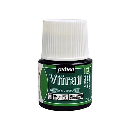 PEBEO VITRAIL  SOLVANT 45ML EMERAUDE