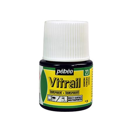PEBEO VITRAIL SOLVANT 45 ML CITRON