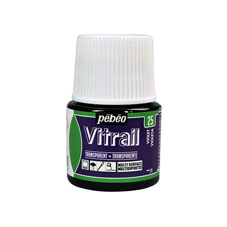 PEBEO VITRAIL SOLVANT 45ML VIOLET