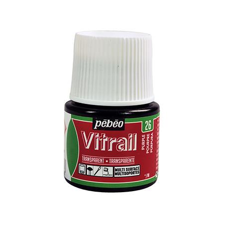 PEBEO VITRAIL SOLVANT 45ML POURPRE