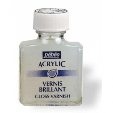 PEBEO VERNIS ACRYLIQUE 75 ML BRILLANT