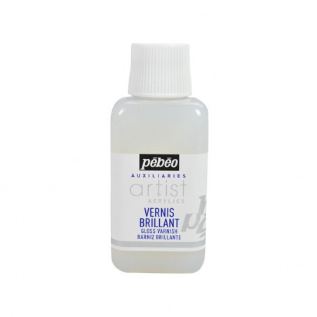 PEBEO VERNIS ACRYLIQUE 250ML BRILLANT