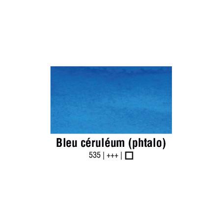 VAN GOGH AQUARELLE BLEU CERULEUM PHTALO 1/2 GODET