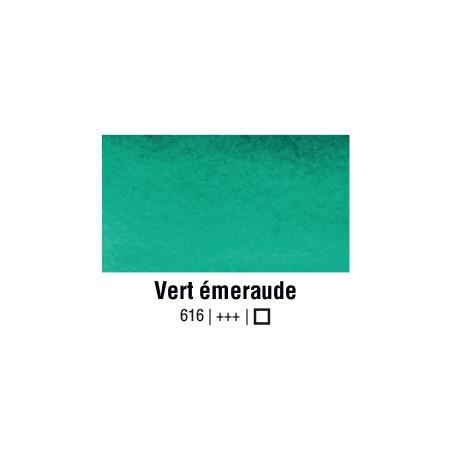 VAN GOGH AQUARELLE VERT EMERAUDE 1/2 GODET