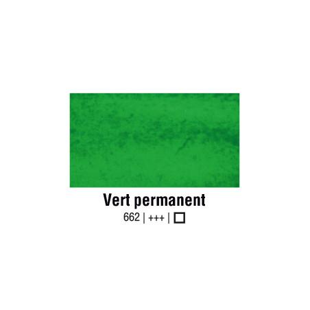VAN GOGH AQUARELLE VERT PERMANENT 1/2 GODET