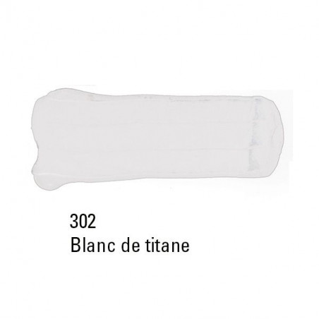 BOESNER SCENE ACRYL 1L 302 BLANC DE TITANE DONT 33 POURCENT GRATUIT