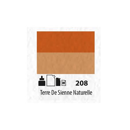 SENN ABSTRACT MAT 60ML TERRE DE SIENNE NATURELLE 208