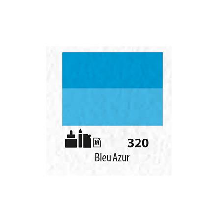 SENN ABSTRACT MAT 60ML BLEU AZUR 320