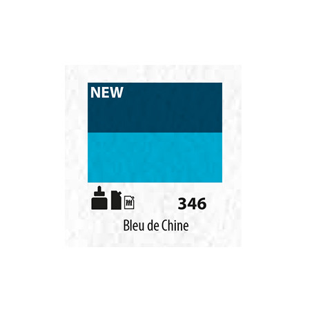 SENN ABSTRACT MAT 60ML BLEU DE CHINE 346