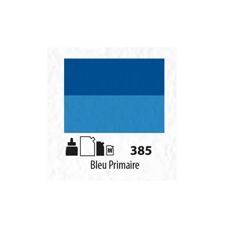 SENN ABSTRACT MAT 60ML BLEU PRIMAIRE 385