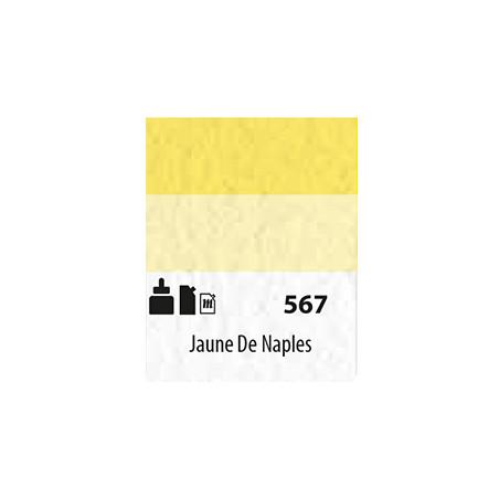 SENN ABSTRACT MAT 60ML JAUNE DE NAPLES 567