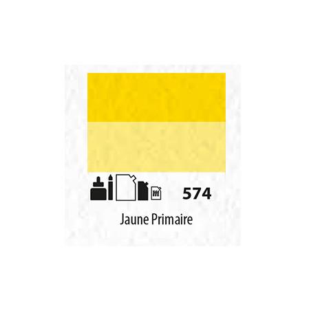 SENN ABSTRACT MAT 60ML JAUNE PRIMAIRE 574