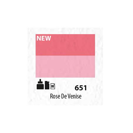 SENN ABSTRACT MAT 60ML ROSE DE VENISE 651