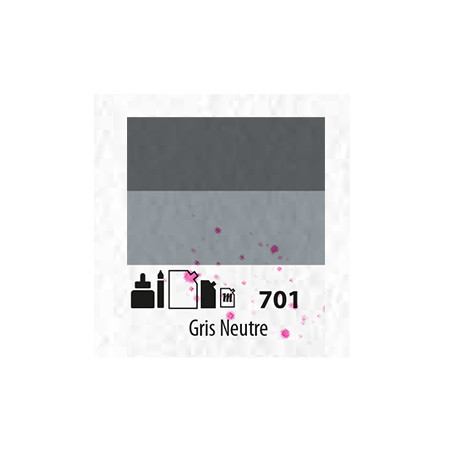 SENN ABSTRACT MAT 60ML GRIS NEUTRE 701