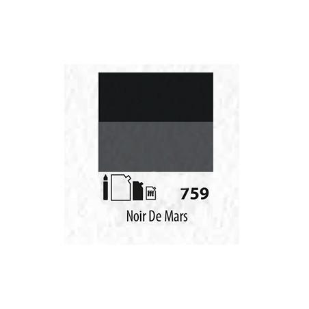 SENN ABSTRACT MAT 60ML NOIR DE MARS 759
