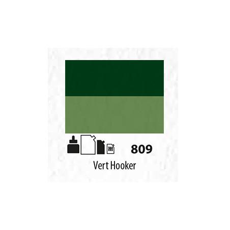 SENN ABSTRACT MAT 60ML VERT HOOKER 809
