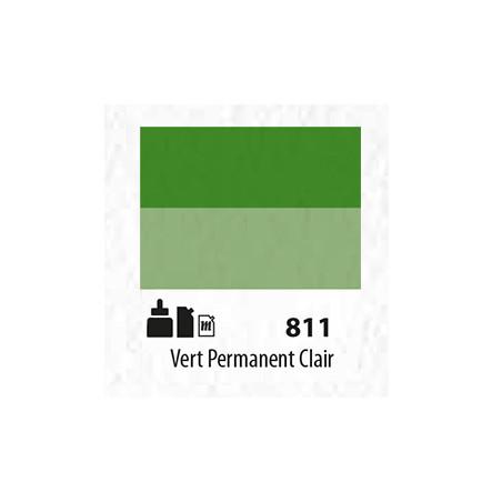 SENN ABSTRACT MAT 60ML VERT PERMANENT CLAIR 811