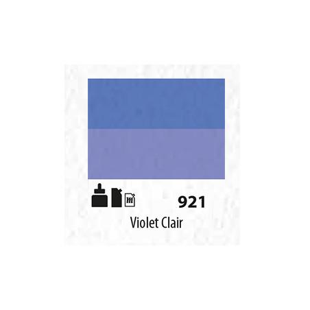 SENN ABSTRACT MAT 60ML VIOLET CLAIR 921
