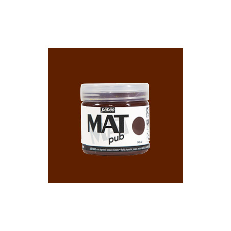 PEBEO ACRYL  MAT PUB  140ML OMBRE BRULEE 022 S1