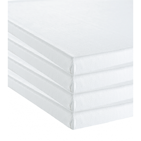 Lot de 4 châssis en coton – Eco Plus