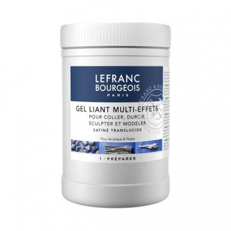 Gel liant multi-effets 1l — Lefranc Bourgeois