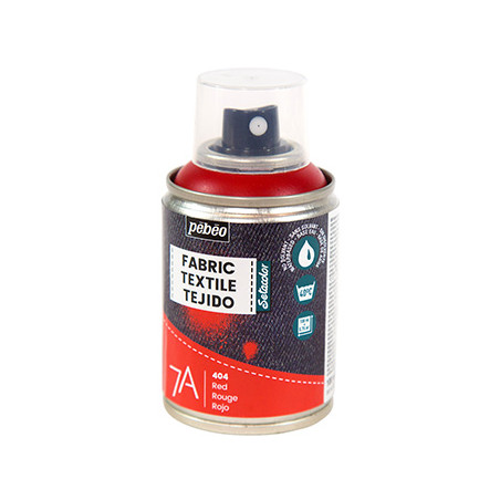 PEBEO  7A SPRAY 100ML ROUGE
