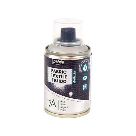 PEBEO  7A SPRAY 100ML ARGENT