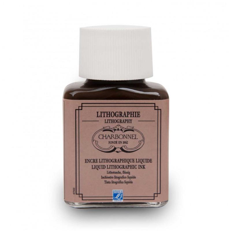 Encre litho liquide Charbonnel