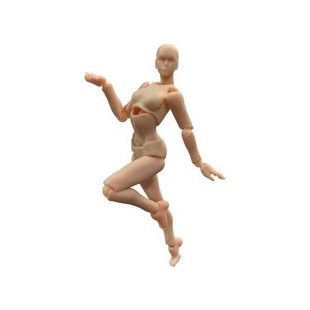 Mannequin articulé Miss Graph'it Body Chan