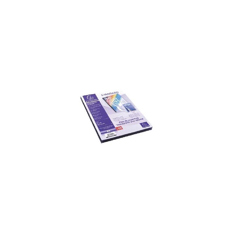 Plat de couverture Exacompta (Paquet de 100)