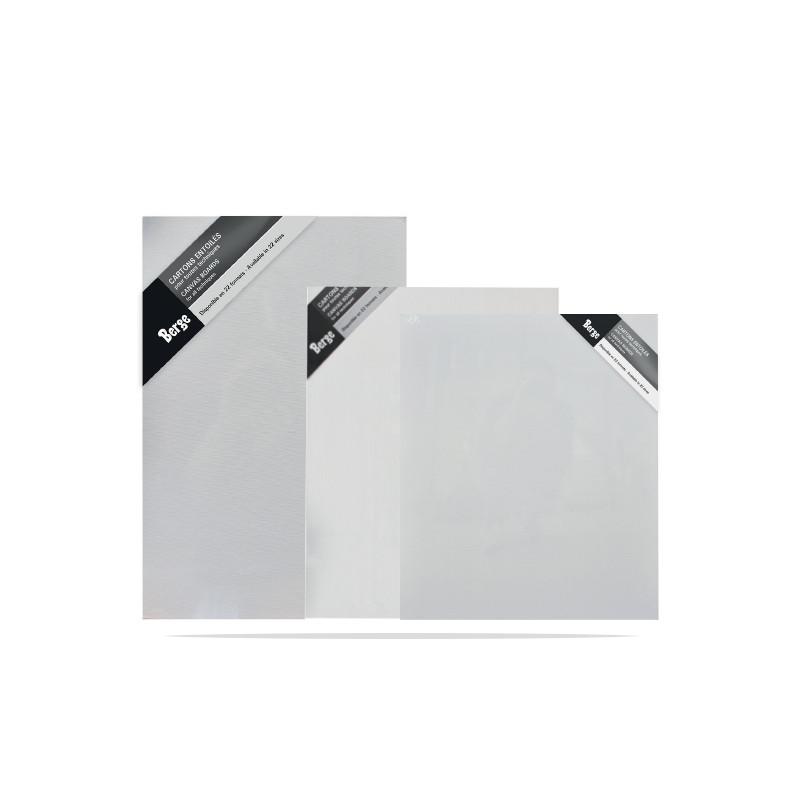 Cartons entoilés formats beaux-arts français