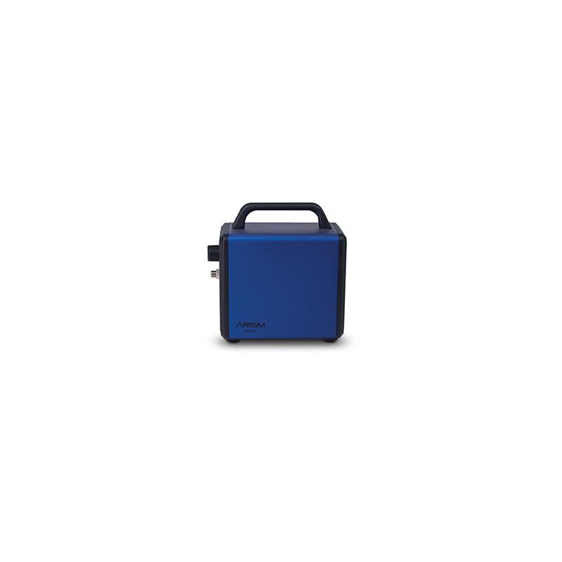 Compresseur Sparmax Arism mini blue avec buse et aiguille