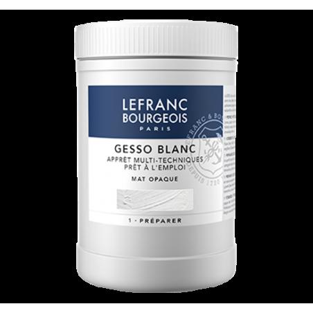 Apprêt Gesso - Lefranc et Bourgeois