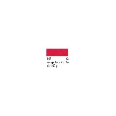 SENNELIER PIGMENT 150G S3 603 ROUGE  FONCE SOLIDE