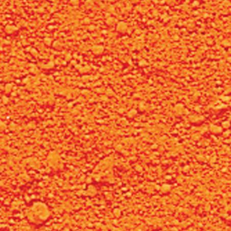 SENNELIER PIGMENT 100G S3 615 ROUGE CADMIUM ORANGE SUB.