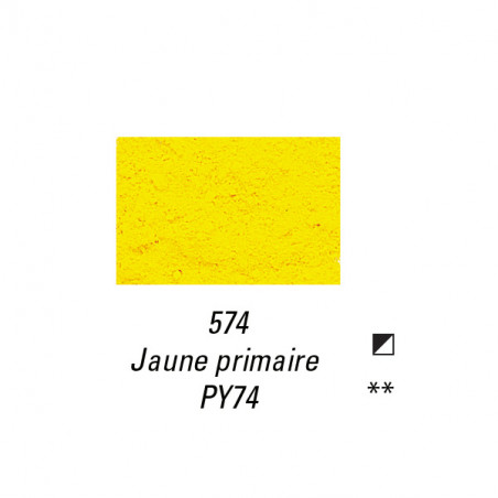SENNELIER PIGMENT 70G S2 574 JAUNE  PRIMAIRE