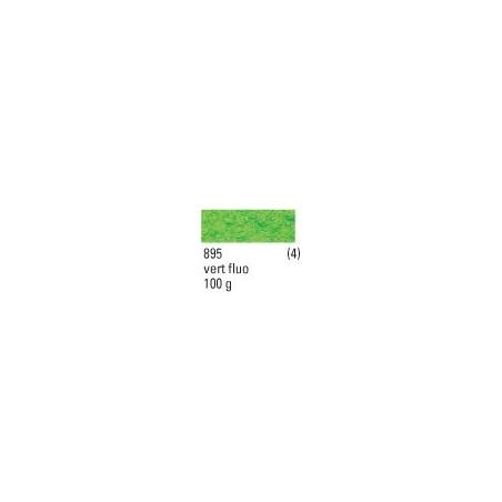 SENNELIER PIGMENT 100G S4 895 VERT FLUO