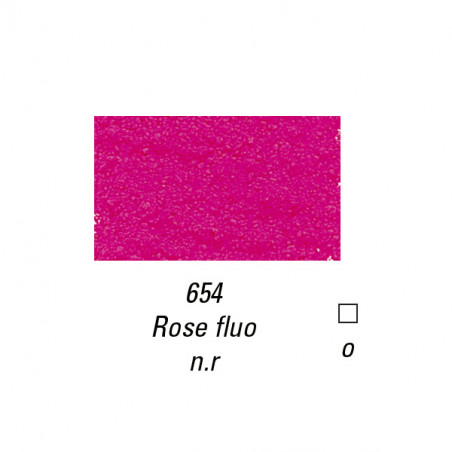 SENNELIER PIGMENT 100G S4 654 ROSE FLUO