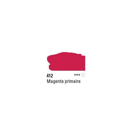 SYSTEM 3 ACRYLIQUE 500ML 412 MAGENTA