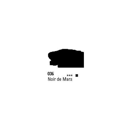 SYSTEM 3 ACRYLIQUE 500ML 036 NOIR DE MARS