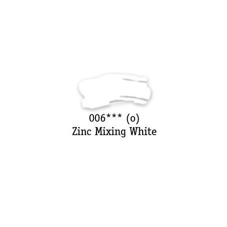 SYSTEM 3 ACRYLIQUE 500ML 006 BLANC ZINC