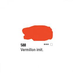 SYSTEM 3 ACRYLIQUE 500ML 588 VERMILLION IMIT