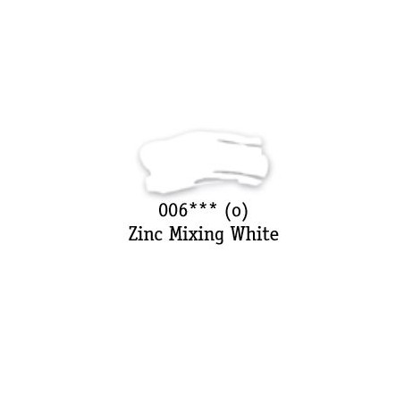 SYSTEM 3 ACRYLIQUE 75ML 006 BLANC ZINC