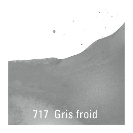 TALENS ECOLINE 30ML GRIS FROID 717