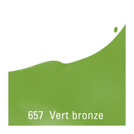 TALENS ECOLINE 30ML VERT BRONZE 657