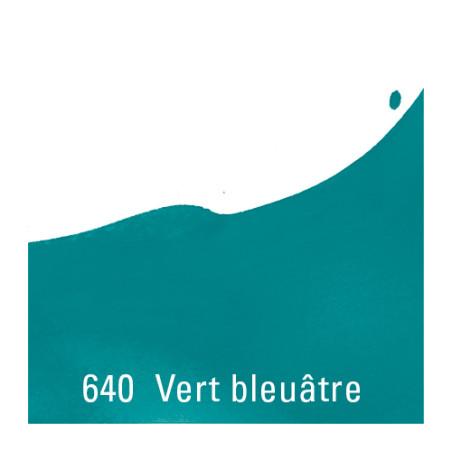 TALENS ECOLINE 30ML VERT BLEUATRE 640