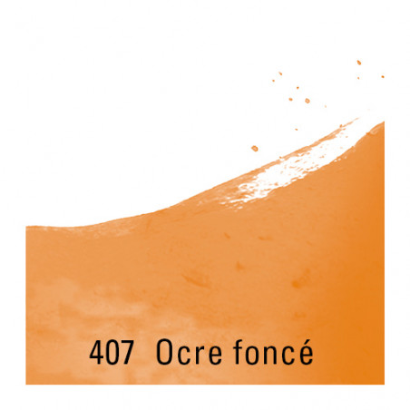 TALENS ECOLINE 30ML OCRE FONCE 407