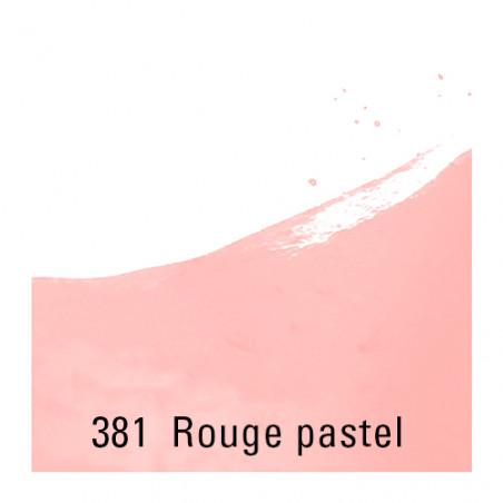 TALENS ECOLINE 30ML ROUGE PASTEL 381